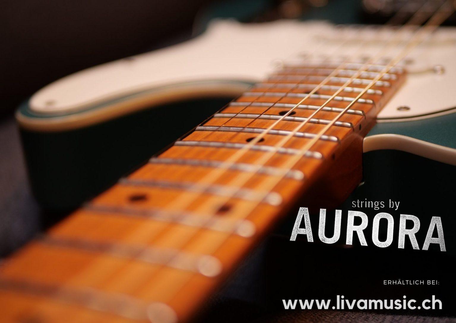 Aurora Strings Gold - Liva Music 3