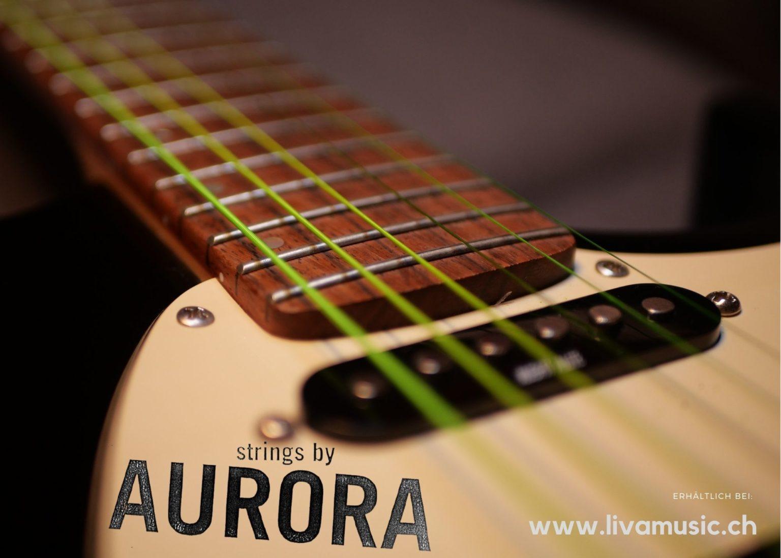 Aurora Strings - Liva Music - Lime 5
